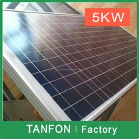 10KW 15KW home solar system india price / solar photovoltaic cells price off grid 5000w./ solar power system for home 10KW 15kw