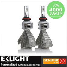xhp70 led headlight bulbs h4 auto lamp K6S headlight H1 H7 H15 HI/LO beam
