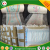 Lamination Breathable backsheet Film raw material for thx diaper