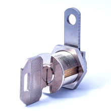 most competitive security sliding door wafer key lock for telecommunications cabinets