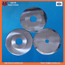tungsten carbide round blade carbide rubber cutting tools