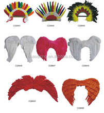 Halloween occasion party decoration angel wing sets