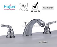 cUPC new products sanitary ware Polished Basin Mixer