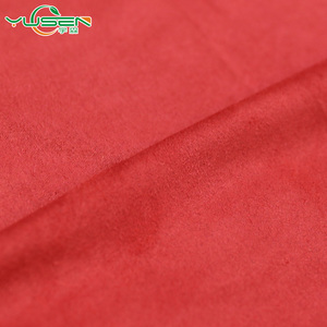 China cheap hot warp knitting synthetic washable suede fabric for sofa,home textile