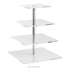 Modern Design Factory Sell 3 Tier Cupcake Stand/Acrylic Cupcake Stand/Cake Display