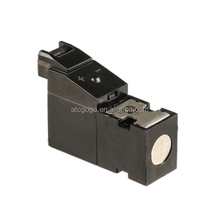 IP65 Button-type manual switch vacuum miniature micro solenoid valve