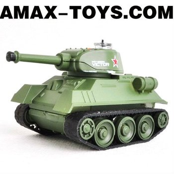 rb-045309 4ch Gravity sensing control 2.4G mini combat Tank china toy factory