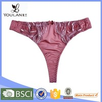 Hot Selling High Quality Plus Size Lace Flower Girls Mini Panty