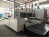 2016hot sale flexo ink printing and slotting machine