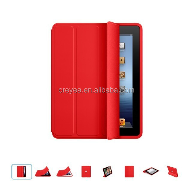 Hot sale smart cover for ipad smart cover case