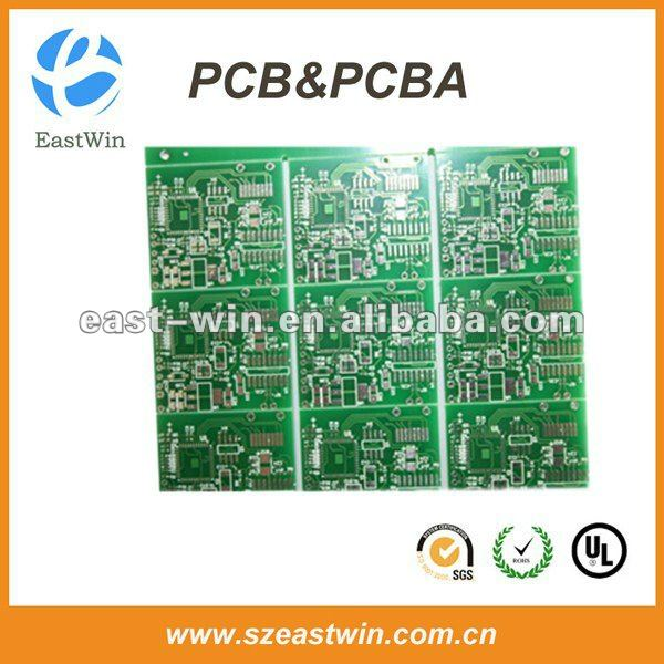 Electronic Audio Amplifier PCB board