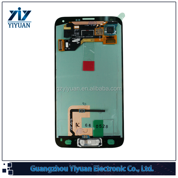 High Quality Cell Phone LCD Touch Screen for Samsung Galaxy S5