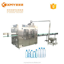 small bottle liquid water bottling filling machine