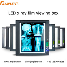 super slim Double panel led x-ray viewer
