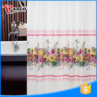 wholesale perfect for your need bathroom accessories and shower curtains made in China