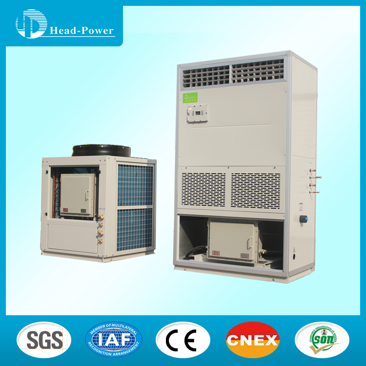EX IIB T4 Class Explosion-proof dehumidifier for oil, chemical, military, oil depot, offshore oil platform
