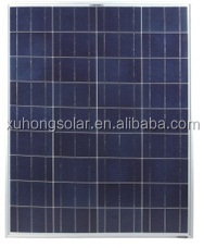 The most popular of PET solar panel 55W-65W polycrystalline solar panel