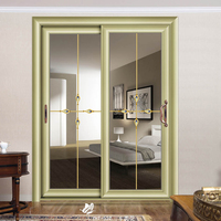 Home depot new arrival sliding frame tempered hollow glass door