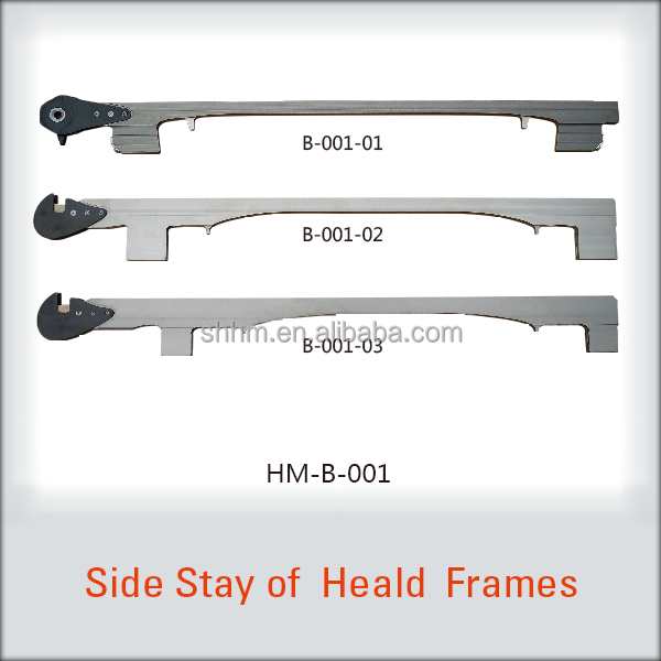 Heald Frame Side Support For Tsudakoma, Toyota, Picanol Of High Quality