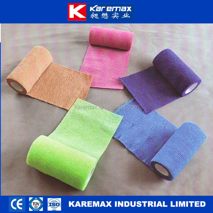 compression/cpmpressed elastic first aid bandage