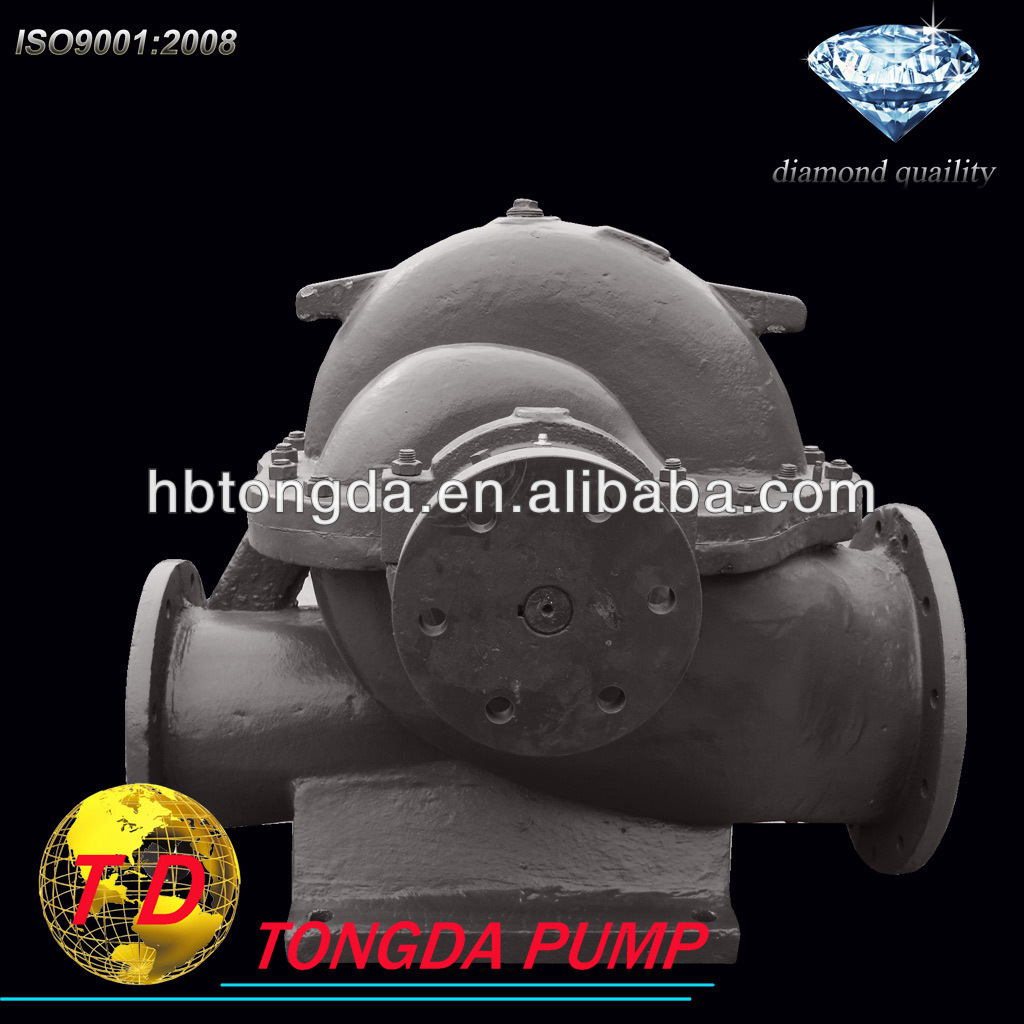Volute Split Double Suction Pumps