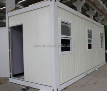 CANAM-ablution container,prefab flatpack