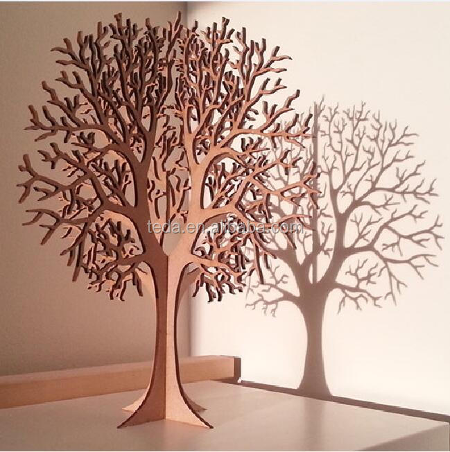 Wooden art mind carft Christmas tree for home and office decorationQQ20170526093855.jpg