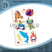 customize design bathroom wall tile stickers