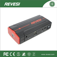 Convenient automobile Lithium Battery Jump Starter 12800mah With Flashlights