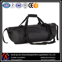 Custom design waterproof duffle bag travel hand bag with PVC coated