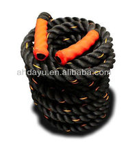 training rope battle rope / power training rope/ gym rope