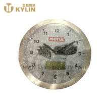 Fashional Design Cheap Price Aluminum Digital Wall Clock