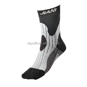 High quality 20-30mmHg ankle compression socks (Made in Taiwan)