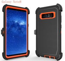 Mobile Phone Robot Case For Samsung Galaxy Note 8