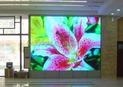 2015 new product high quality china hd p5 indoor hot xx with high quality led display screen
