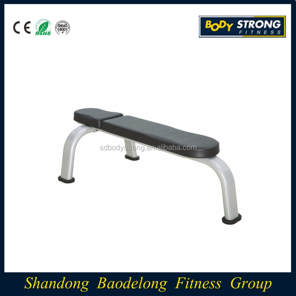B-036 Flat bench luxury commercial gym