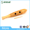China supplier foreign musical instrument, wooden guiro toy