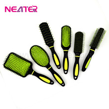 Ningbo hair care factory unique shine salon care hair brush