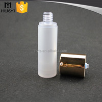 small lotion bottles airless serum bottle