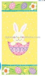 2016 newest Easter bunny party bags easter Hippity Hop Bunny Favour cello treat loot Party Bags