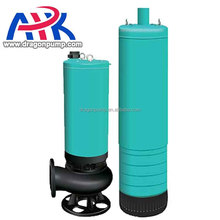 WQ series high quality dirty water sump submersible pump