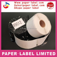 Dymo Compatible Labels 99012(Dymo 99012) Free Shipping By Sea Door to Door, For Sale