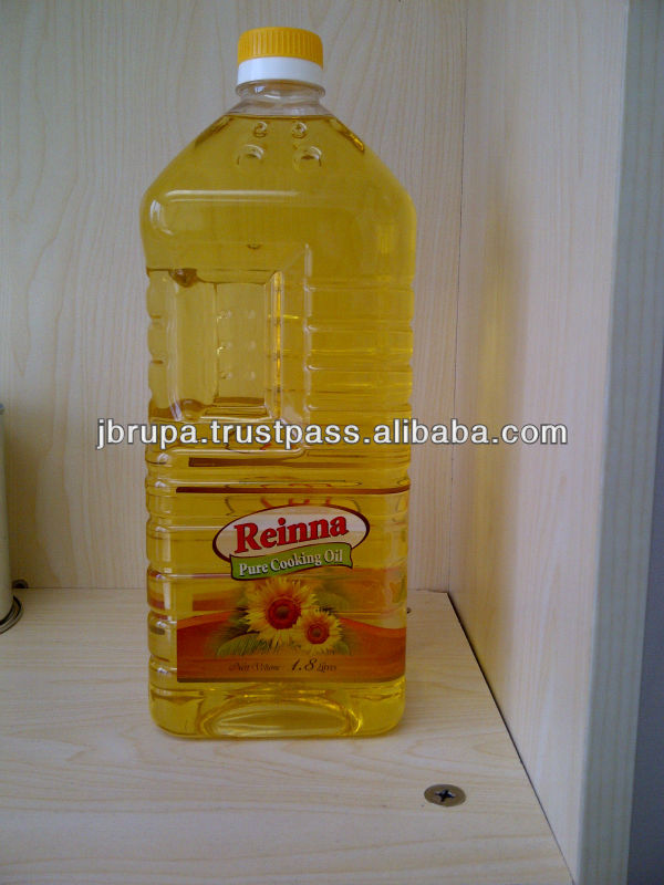BLENDED OIL SPECIALLY FOR MAURITIUS MARKET