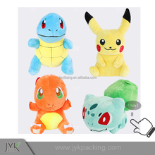 Hot Sale Pokemon Go Plush Toy Q Version Pokemon Go Monster Toy 15CM