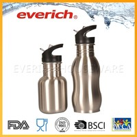 High quality stainless steel beer mug with lid