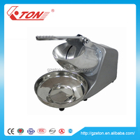 Most popular durable mini home shave ice cube crusher