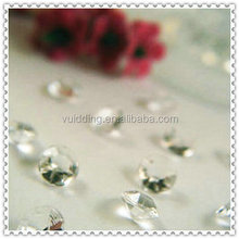 Table Scatter Transparent Acrylic Diamond For Party Wedding Favor