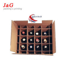 wine storage cardboard box