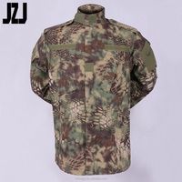 Jungle Camouflage Clothing Military Giacca Pantalone Wholesale Military Surplus