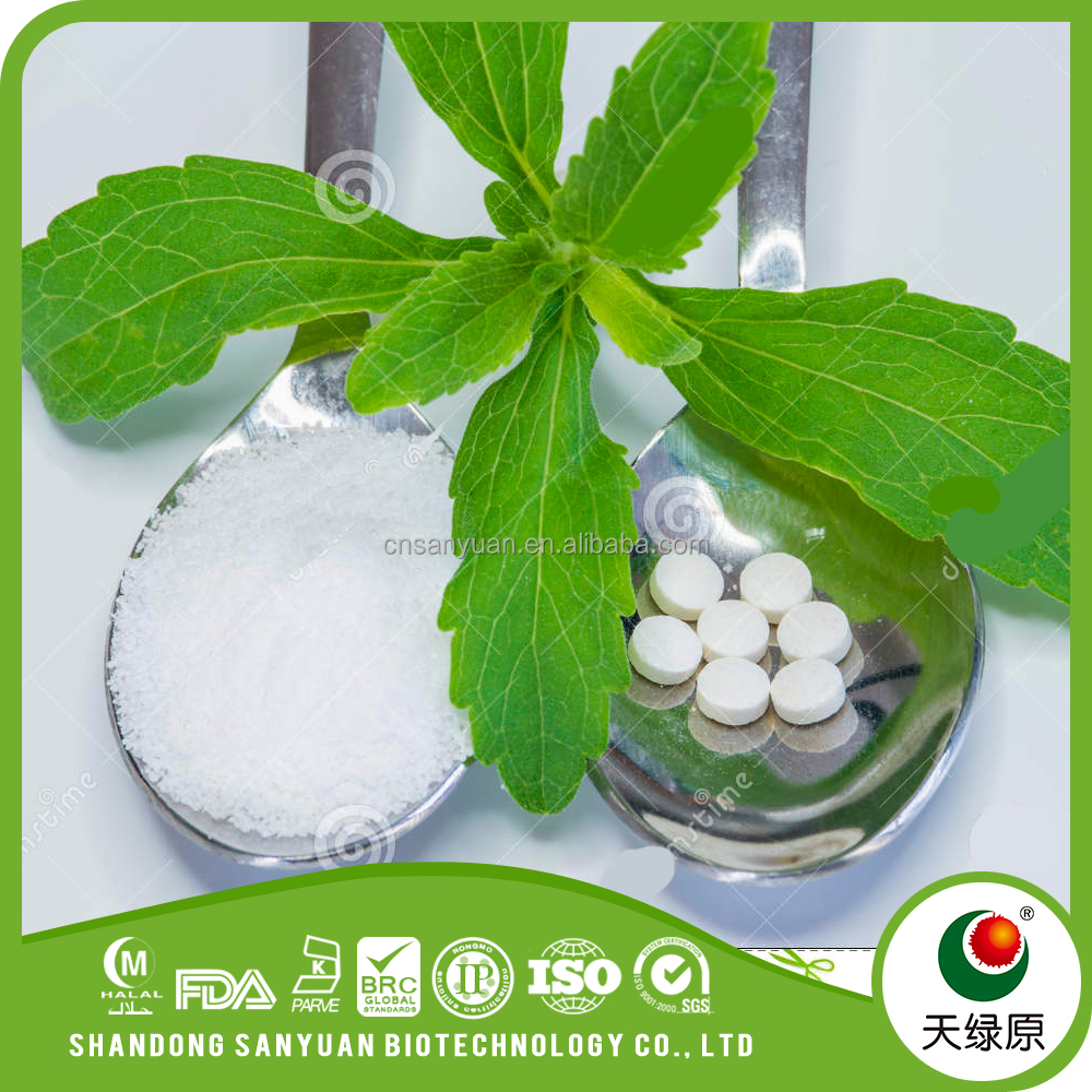 Erythritol with Stevia in cocrystallization manufacturer